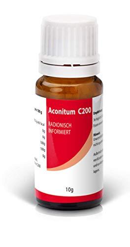 ACONITUM C 200 Globuli 10g