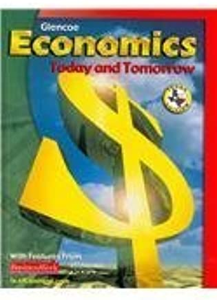 Glencoe Economics Today and Tomorrow, Texas Edition by Roger LeRoy Miller (2002-01-01)