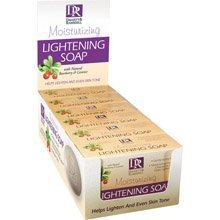 Daggett and Ramsdell Moisturizing Lightening Soap 3.5 ounce (Pack of 6)