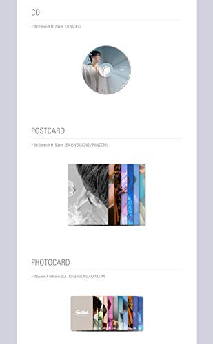Setlist (Special Album) (Incl. 60pg Photobook, 2 Photocards + 2 xPostcards)