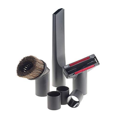 Staubsauger-Düsenset 3-teilig, universal - alle Marken - von Microsafe