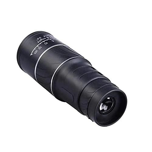 EElabper Lente Impermeable Telescopio Monocular De Enfoque Dual De Alta Potencia De Alta Definición para Bird Watching Caza Aire Libre