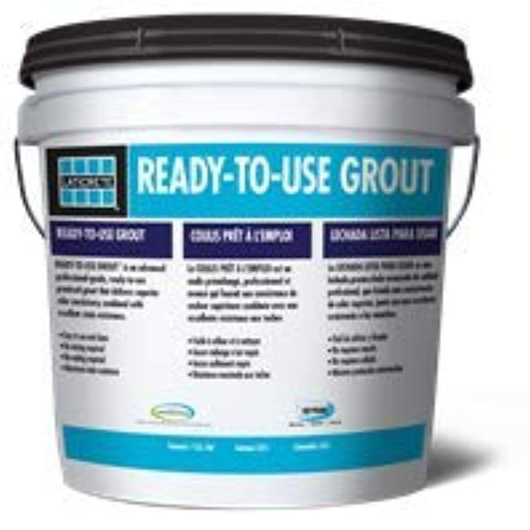 LATICRETE READY-TO-USE Grout SILTSTONE