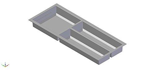 Besteckeinsatz Move 30 cm Kunststoff