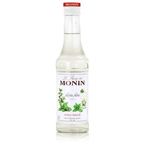 Le Sirop de Monin Mojito Mint Sirup 250ml Flasche
