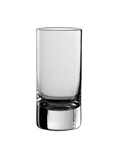 Lot de 6 verres à shot - New York Bar