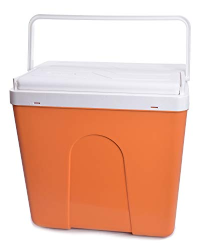 RSonic - TruWare 24 Liter Kühlbox Kühltasche Thermobox Campingbox (Orange)