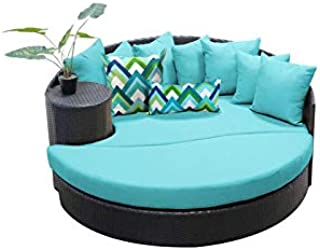TK Classics Aruba Belle Chaise Lounges Sun Bed