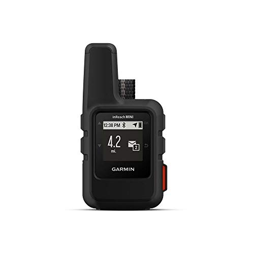 Best Prices! Garmin inReach Mini, Lightweight and Compact Handheld Satellite Communicator, Black (Re...