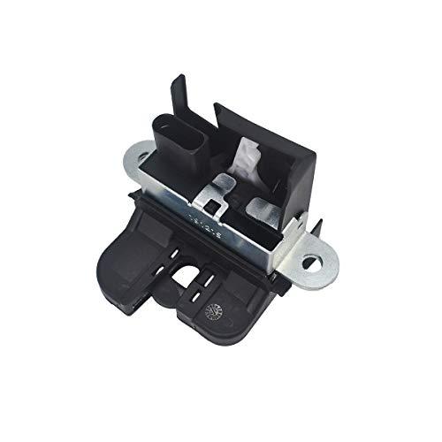 KASturbo Golf MK5 MK6 Heckklappenschloss Kofferraum, Kofferraumdeckel Verriegelung für Touran P-assat B6 B7 1T0827505H