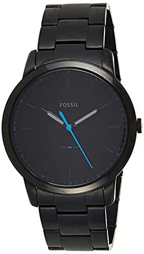 Fossil Men's The Minimalist Quartz Stainless Steel...