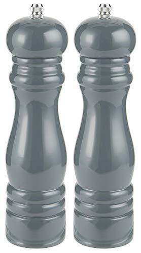 IB Laursen Salz und Pfeffermühle 2er Set grau