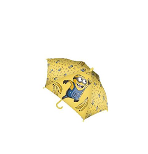 Regenschirm Kinderschirm Kinder Regenschirm Kompatibel mit Minions Banane