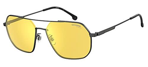 Carrera 1035/GS Gafas de Sol, Adultos Unisex, DKRUT BLK (Multicolor), Talla única