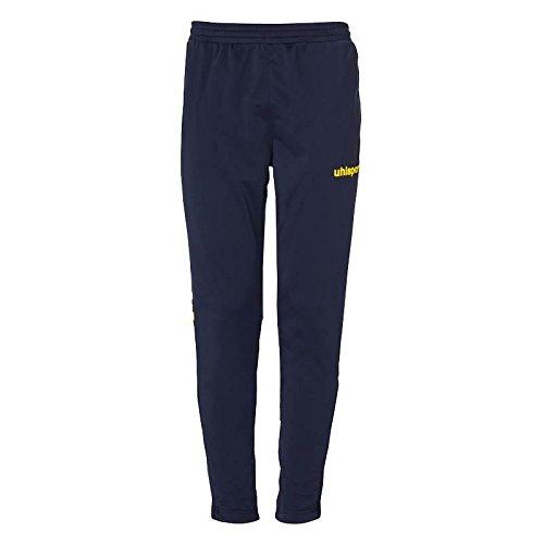 uhlsport Score Pantalon Enfant Marine/Fluo Jaune FR : XXS (Taille Fabricant : 152)