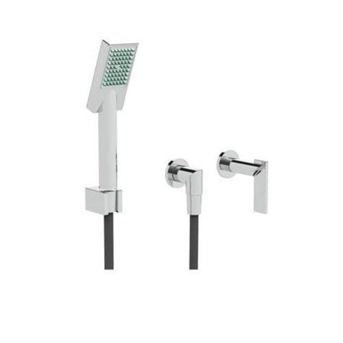 Best Price Newport Brass 280J Handshower Set with Single Spray Function from the Keaton Col, Polishe...