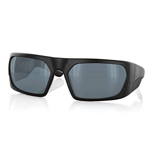 Carve Hurricane Gafas de sol, Matt Black Pola, 65 Unisex