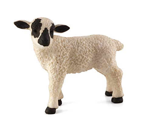 MOJO Black Faced Lamb Standing Toy Figure