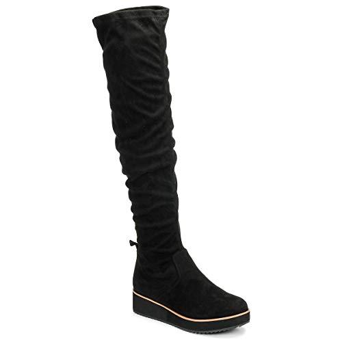 BULLBOXER 066506F7TBLCK Laarzen dames Zwart Hoge laarzen
