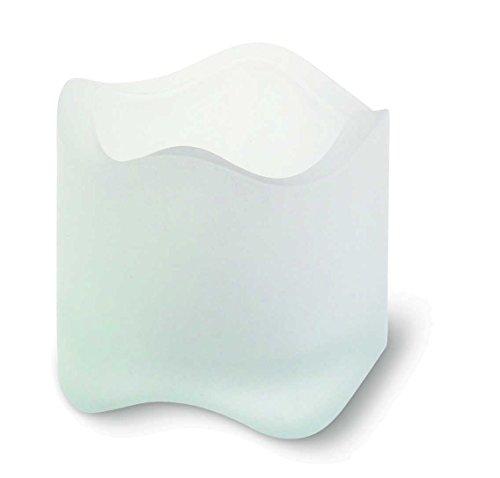 bolsius Glas voor theelichten - mat (12 stuks)