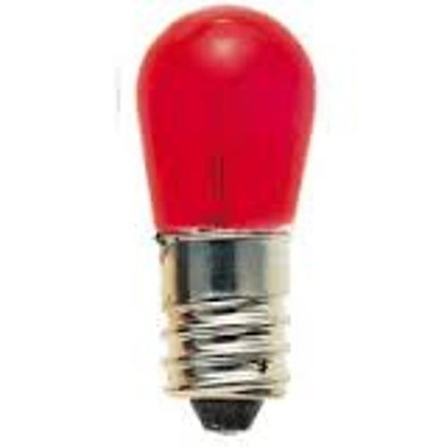 Arteleta 60255–Set di 10lampadine di ricambio per ghirlanda luminosa, colore rosso