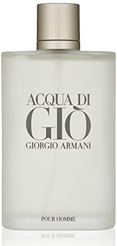 GIORGIO ARMANI Aqua Di Gio for Men Eau de Toilette Spray, 6.7 Ounce