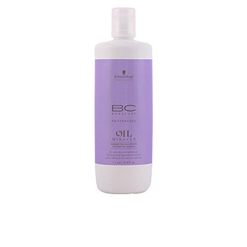 Schwarzkopf BC Oil Miracle Kaktusfeigenöl Shampoo, 1000 ml