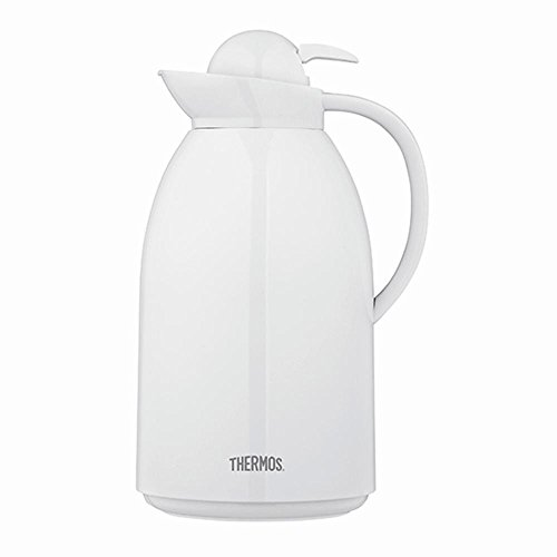 Thermos thermoskan patio kan, wit, 1,5 liter, 124089.0