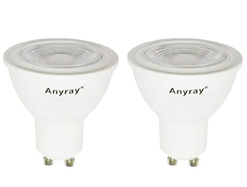 (2-Bulbs) LED 5W Replacement for Range Hood Kitchen 50W Light Bulbs 50-Watts Anyray