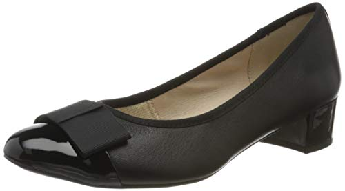 Caprice Ingrid, Damen Pumps, Schwarz, 39 EU (6 UK)