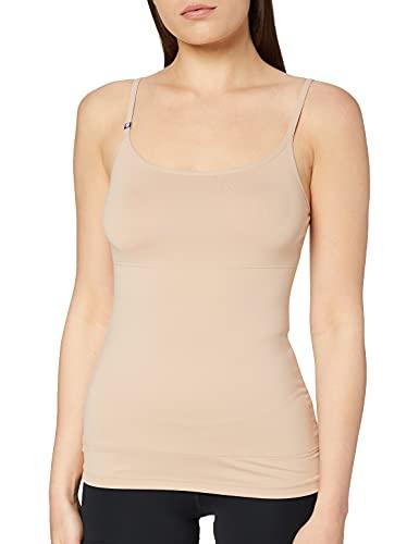 Triumph Damen Unterhemd Trendy Sensation Shirt 01, Beige (SMOOTH SKIN 5G), S