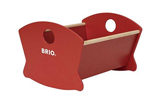 Brio - 30555 - Berceau - Bois - Pour Poupée