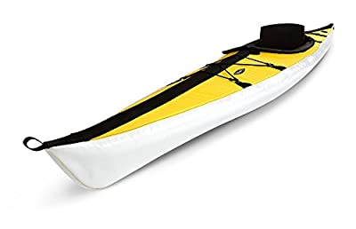 CP-OL/GR-STD-MLD-BK-P Folbot Touring Cooper Foldable and Portable Kayak from Folbot