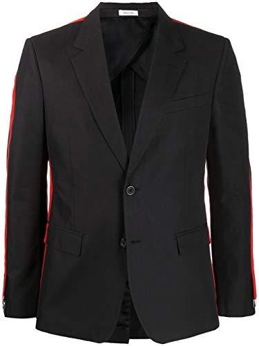 Alexander McQueen Luxury Fashion Homme 594921QOS441000 Noir Blazer |