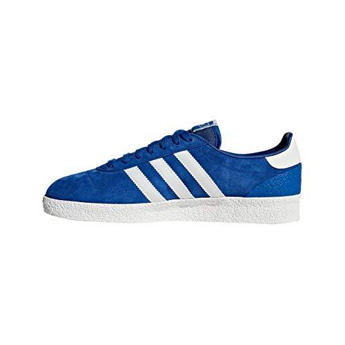 adidas Herren Munchen Super SPZL Cross-Trainer, Blau (Croyal/Cwhite/Cwhite Croyal/Cwhite/Cwhite), 44 2/3 EU