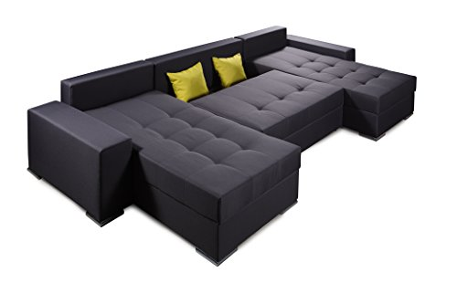 Ecksofa Couch –  günstig Collection AB Jockey  Stoff Bild 4*