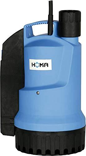 HOMA Tauchpumpe Typ C 250 WE Chromatic