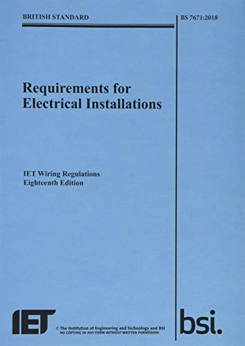 Requirements for Electrical Inst...