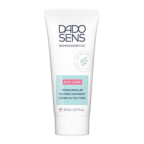 Dado Sens SOS Care Teebaum Salbe 30ml - gezielte Pflege für unreine Haut