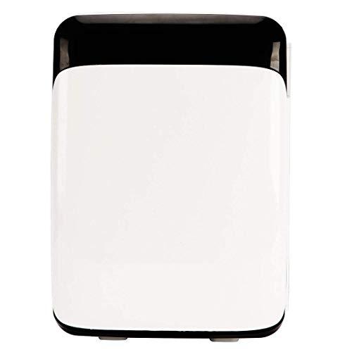 GHJA Refrigerador para automóvil con Mini refrigerador de 10 litros y congelador de 12 voltios y 240 voltios Refrigerador para Viajes y refrigerador portátil 1