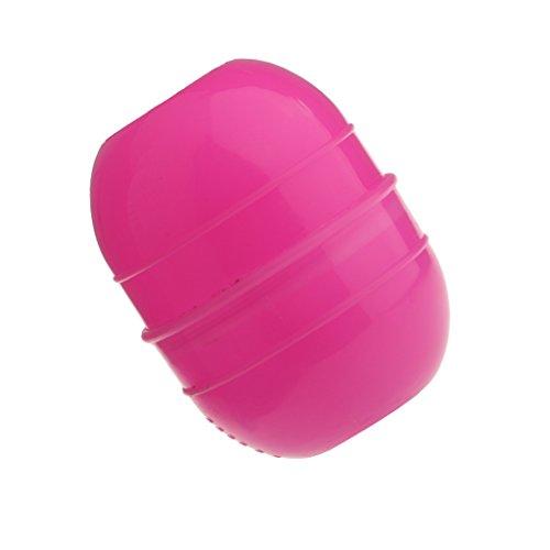 Bol Pour Coloration Cheveux Teinture Décolorante Coiffure Couleur pour Salon Coiffeur/Maison - Rose rouge