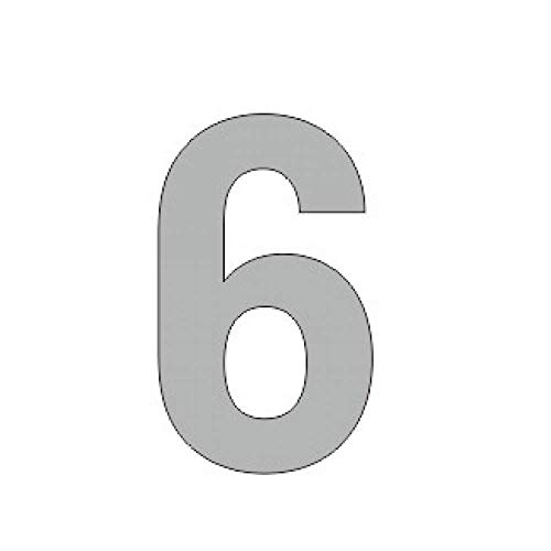 5 Pulgadas 3D Flotante Casa Placa De Piedra Número Dígitos Led Cepillo...