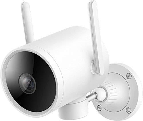 Cámara IP WiFi PTZ de 3 MP para Exteriores, cámara de Seguridad WiFi IMILAB EC3 1296P HD, cámara de vigilancia con Audio bidireccional, visión Nocturna, detección de Movimiento, Alerta de Actividad