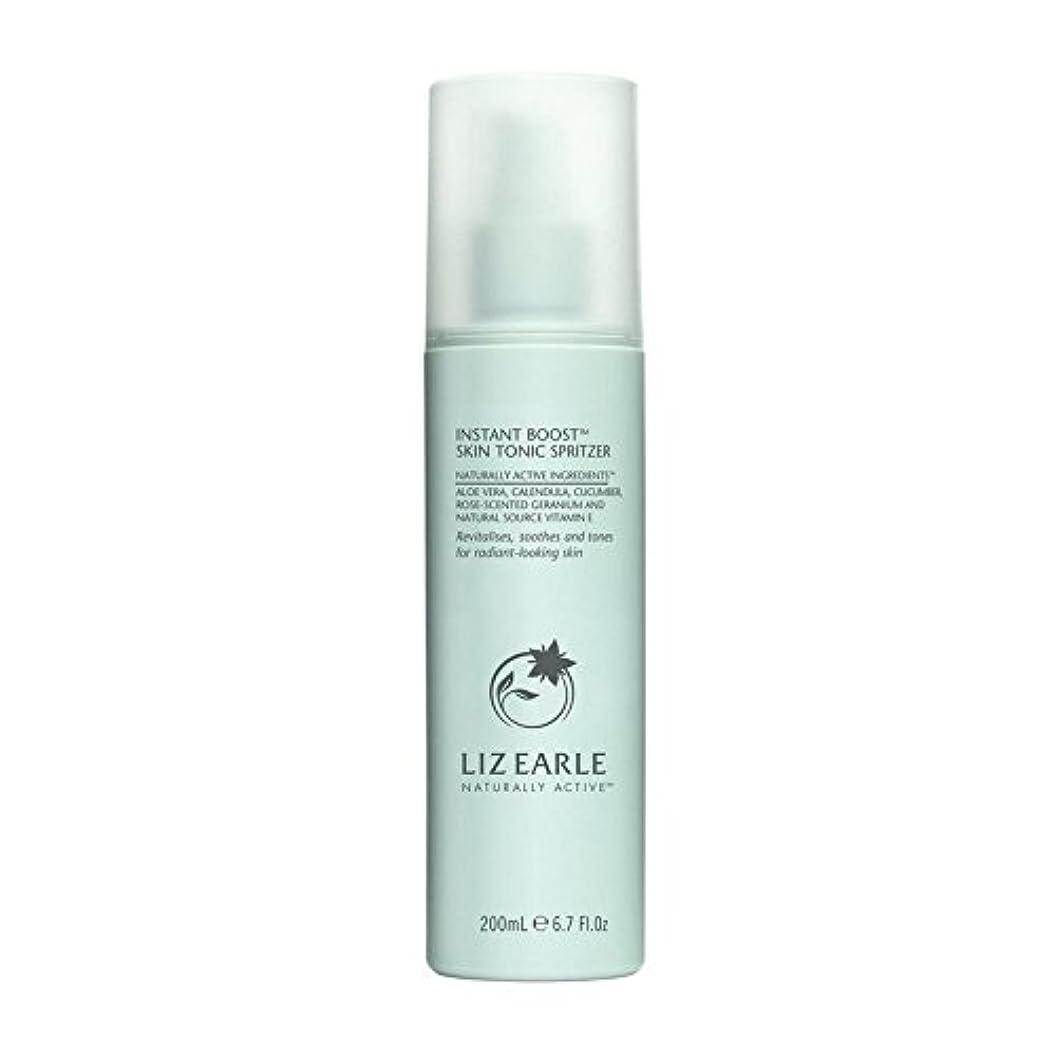 オフセットバーガー使い込むLiz Earle Instant Boost Skin Tonic Spritzer 200ml (Pack of 6) - リズアールインスタントブーストスキントニックスプリッツァーの200ミリリットル x6 [並行輸入品]