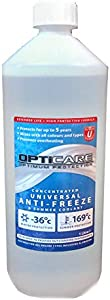 Fastcar Opticare Universal Antifreeze  amp  Summer Coolant Clear Concentrate