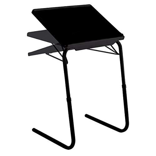 JML Table Mate II - Fully-adjustable tilting sitting table with cup holder