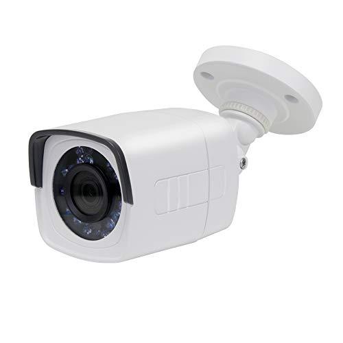 Hikvision Cámara de Seguridad al Aire Libre Impermeable de la cámara IP66 de la Bala del CCTV 720P HD con la visión Nocturna de los 20M