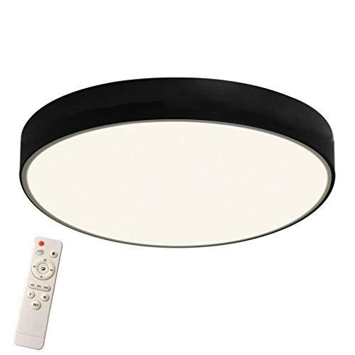 Ronde plafondlamp ultradunne LED plafondlamp modern eenvoud hanglamp sterkte kinderen plafondlamp voor woonkamer slaapkamer kinderkamer restaurant [energieklasse A++] 30 cm