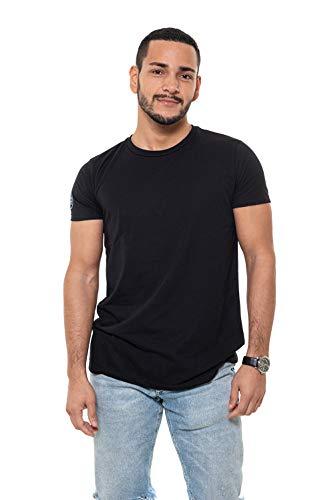 STINGbye Camiseta antimosquitos (Negro, XXL)