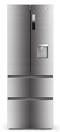 Haier B3FE742CMJW Kühl-Gefrier-Kombination / A++ / 190 cm / 311 kWh/Jahr / 297 L Kühlteil / 129 L Gefrierteil / ABT / MyZone Pro / Humidity Zone / Wasserspender / Total No Frost